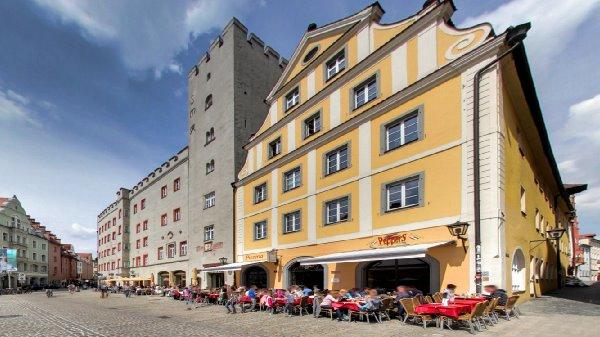 Gute Speiselokale in der Regensburger Altstadt