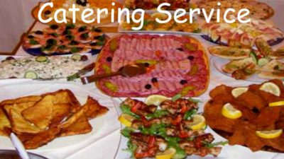Catering Service in Regensburg Partyservice und Buffetservice