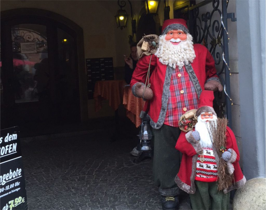 Öffnungszeiten Weihnachtszeit im Peppers Regensburg am Haidplatz