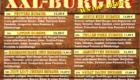 XXL Burgerkarte im Peppers Regensburg