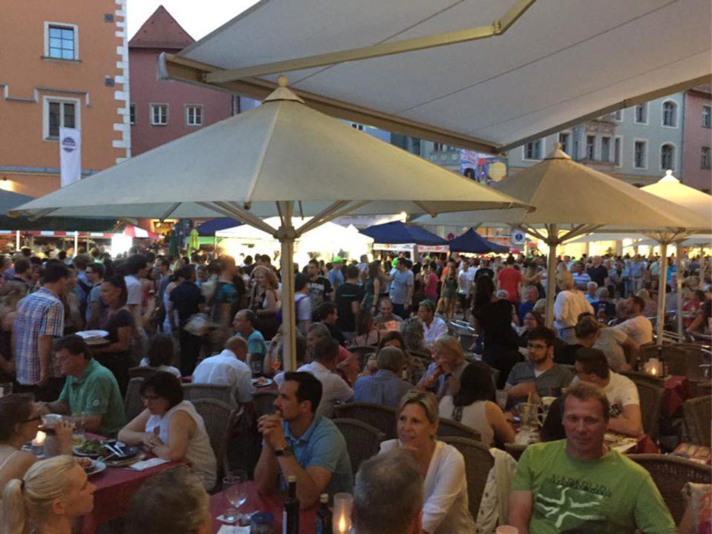 Bayerisches Jazzweekend 2020 am Haidplatz